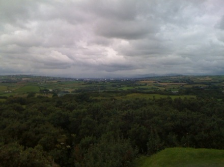 A view across Scrabo